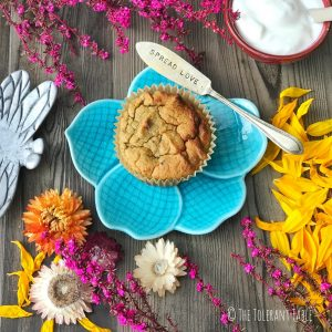 Banana Muffins With a Twist
