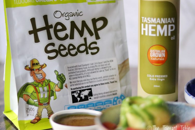 Hemp seed and hemp oil