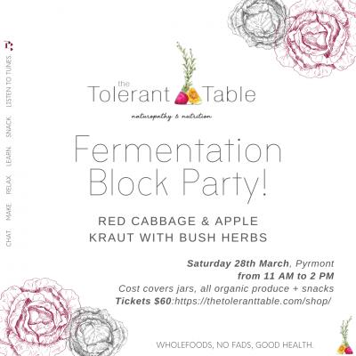 Fermentation Block Party March 2020v2